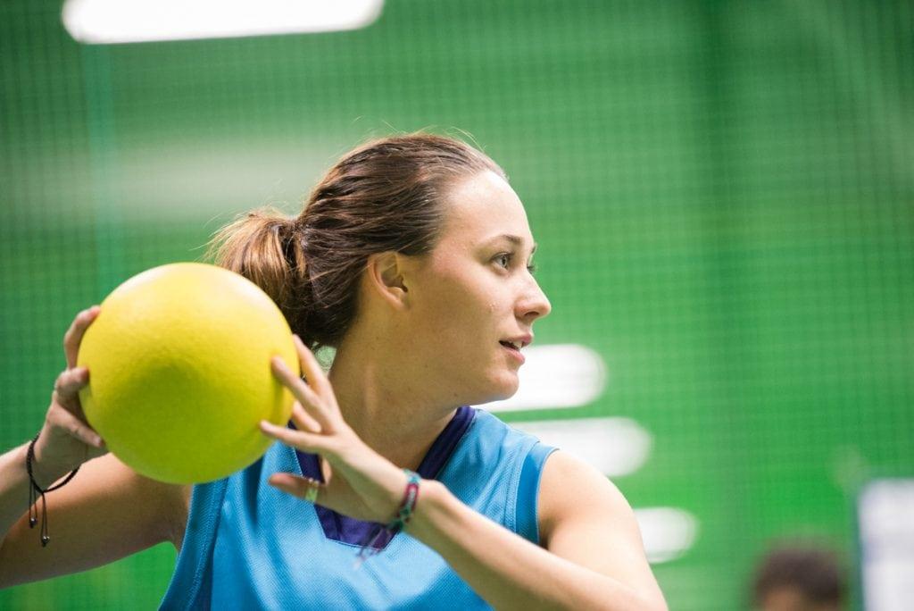 Zany Sports Womens Dodgeball